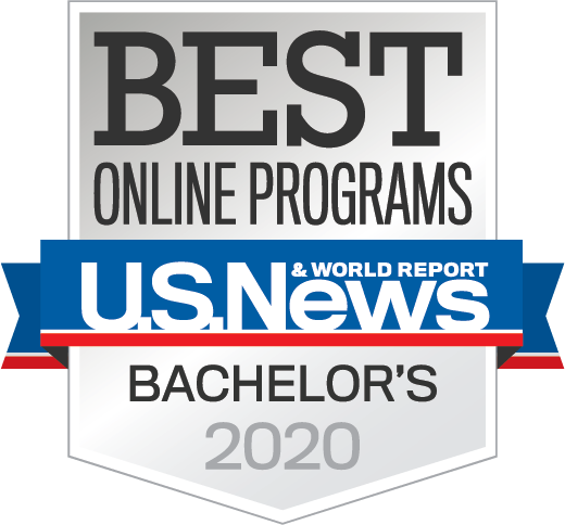 U.S. News & World Report - Best Online Bachelor's 2020