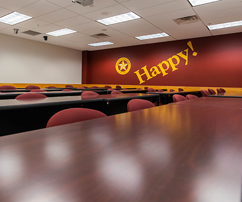 Happy State Bank Classroom