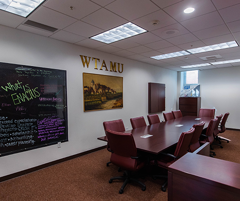 Boulware Entrepreneurship Room