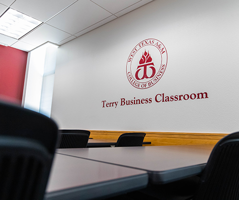 Terry Business Classroom