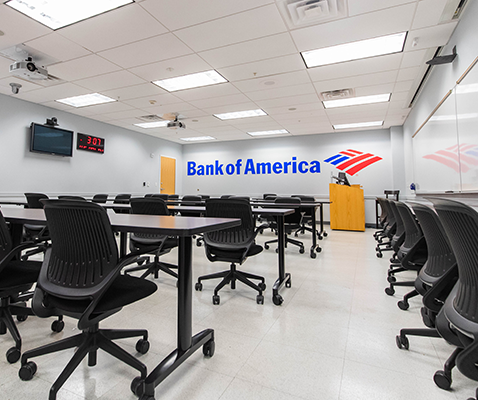 Bank of America Classroom