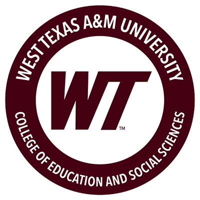 WTAMU College of Education and Social Sciences Logo
