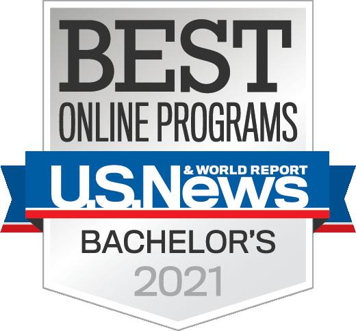 US News Badge Undergrad Vets