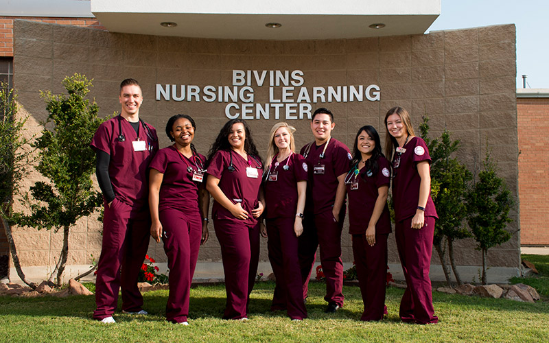 Bivins Nursing Learning Center