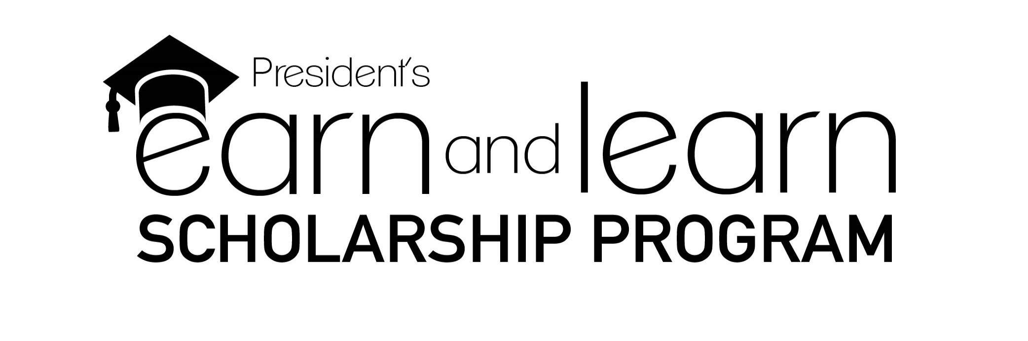 President's Earn and Learn Scholarship Program