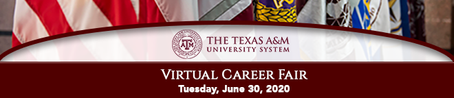 TAMUS Virtual Career Fair