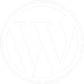 Wordpress logo that links to Library News blog
