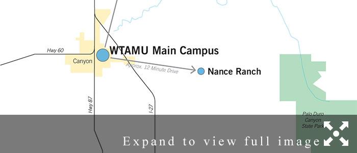 Am Commerce Campus Map.West Texas A M University Master Plan