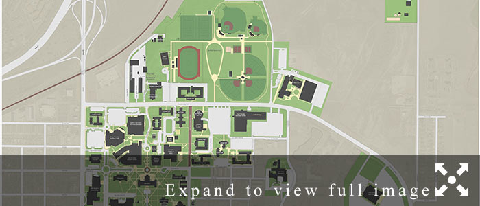 Campus Master Plan Map Image
