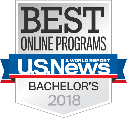 Best Online Programs U.S. News and World Report Bachelor's 2018