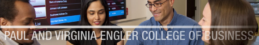 Paul and Virginia Engler College of Business Graduate Programs
