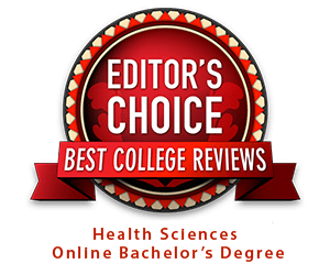 Best College Reviews - Health Sciences Online Bachelor's Degree