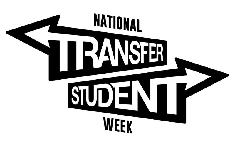 National Transfer Student Week Logo