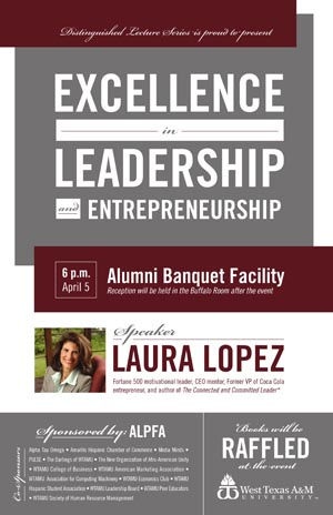 ALFPA Laura Lopez poster