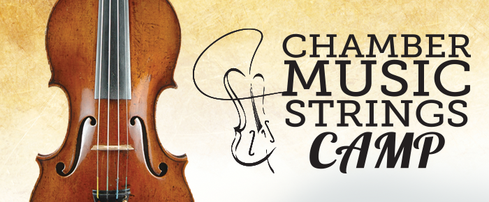 Chamber Music Strings Camp