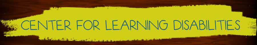 Learning Disabilities - Video