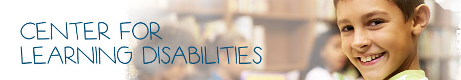 Learning Disabilities - Lecture Series