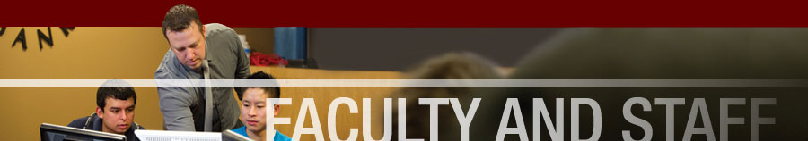 Faculty Senate Standing Committees