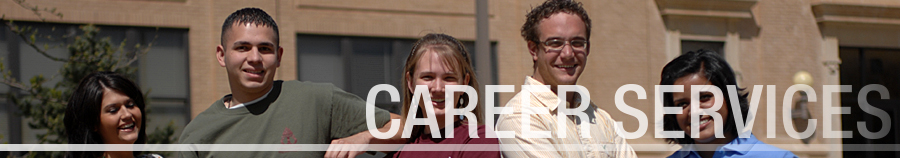 Career Services Students