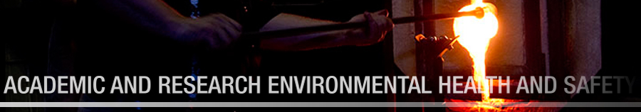 Academic and Research Environmental Health and Safety Compliance Resources