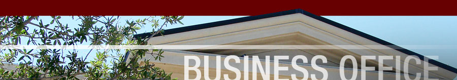 Business Office Tuition and Fees