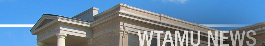 WTAMU Awards Diplomas to Fall 2012 Graduates