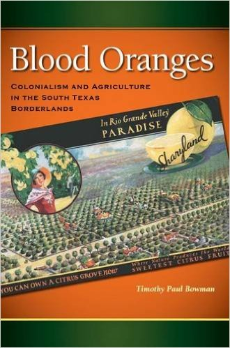 Blood Oranges book cover