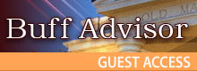 Guest Access to Buff Advisor