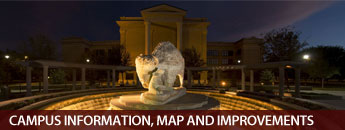 Campus Information, Map and Improvements