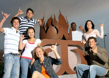 Current Students at West Texas A&M University