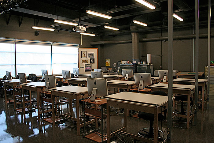 James D. Kemmerling Design Classroom