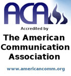 American Communication Association Logo
