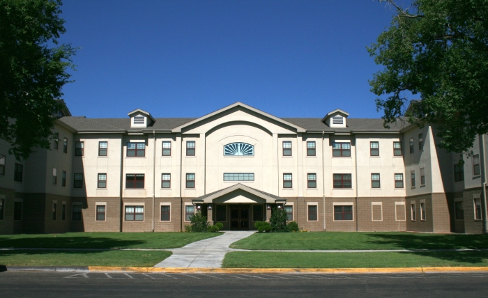West Texas A Amp M University Residential Living Buff Hall