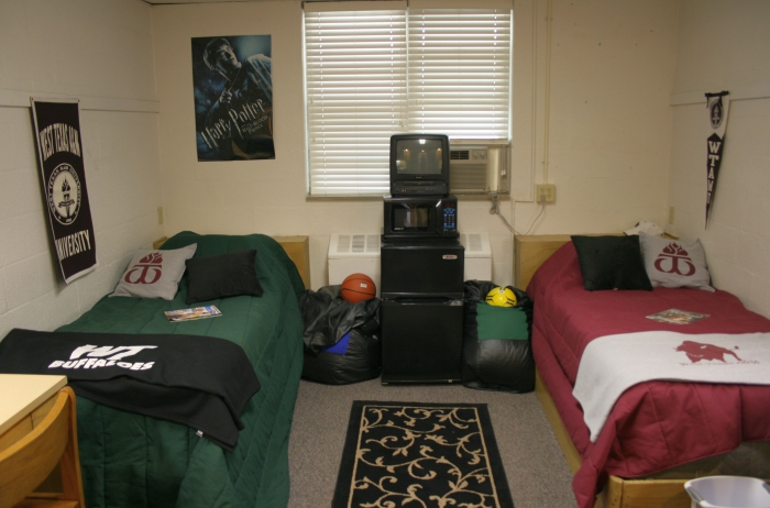 West Texas A Amp M University Residential Living Guenther Hall