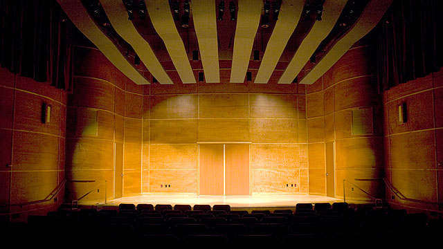 WTAMU Recital Hall