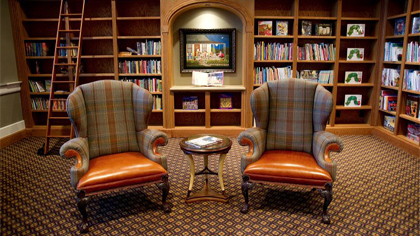 The Williams Children's Literature Collection and Reading Room