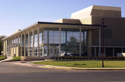 Sybil B. Harrington Fine Arts Complex