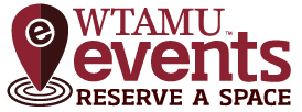WTAMU Events Reserve a Space