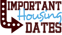 Important Housing Dates