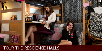 Tour the Residence Hall