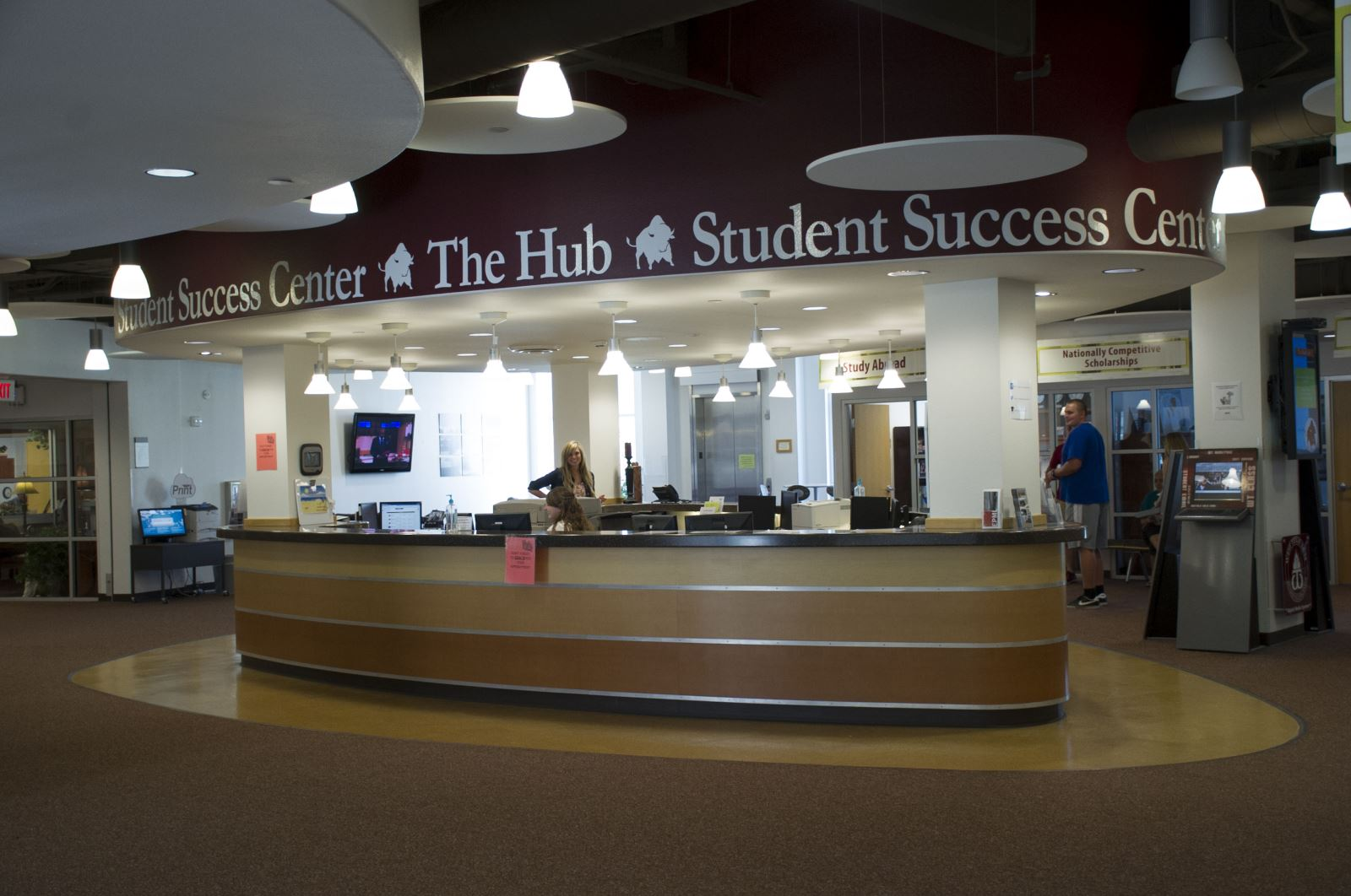 West Texas A&M University: Student Success Center