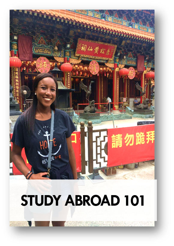 Study abroad 101 icon