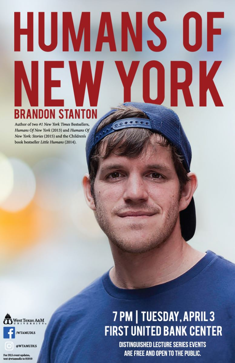 Humans of New York: Brandon Stanton