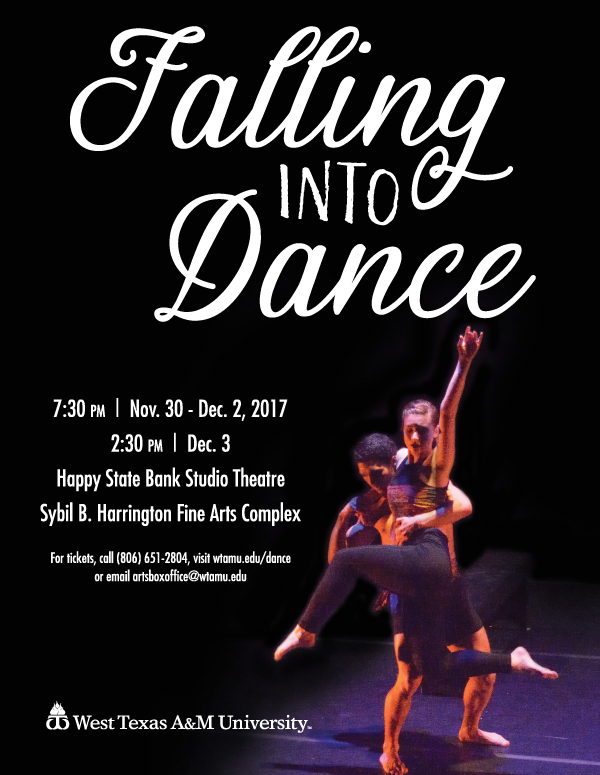Falling Into Dance