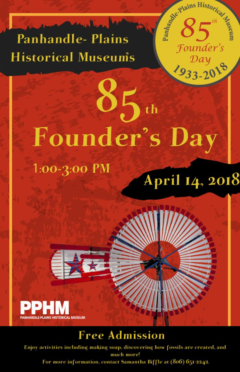 85th Founder's Day