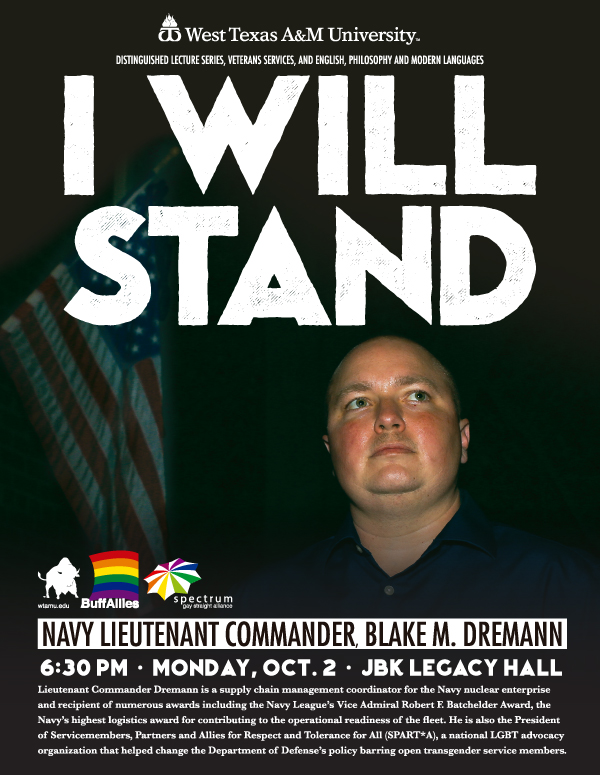I Will Stand