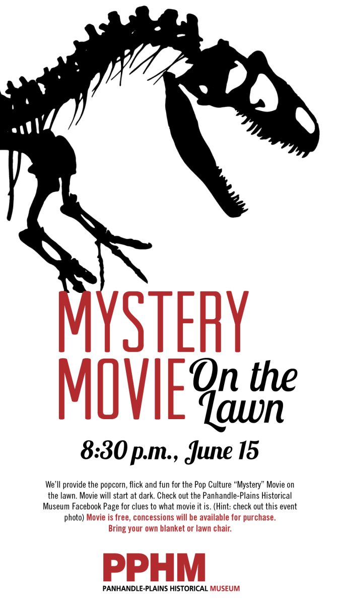 Mystery Movie On The Lawn