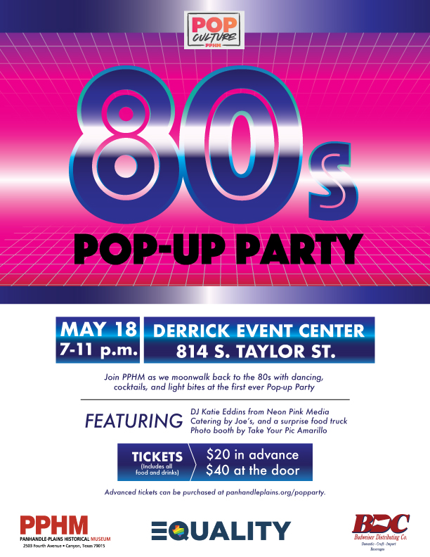 80s Pop-Up Party