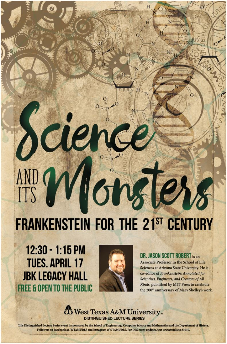 Science and It's Monsters