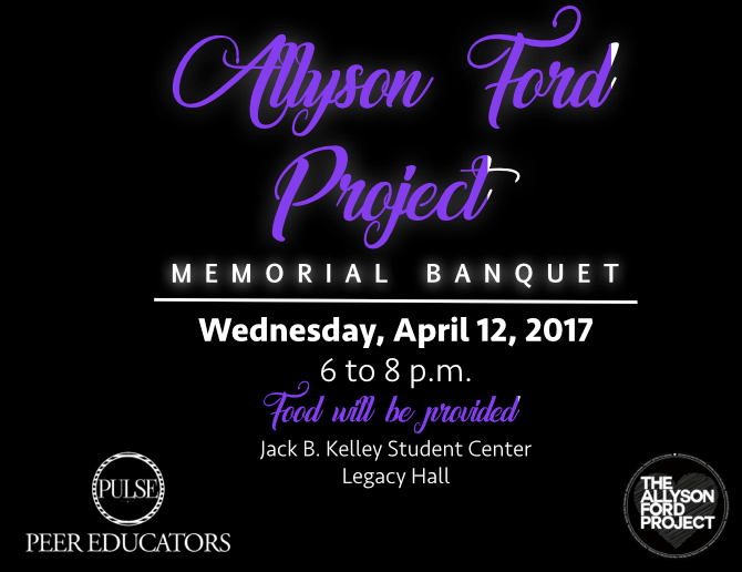 Allyson Ford Project Banquet